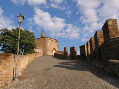 Orvieto colonnacce
