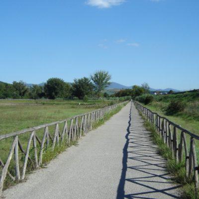 Itinerari in bicicletta Orvieto