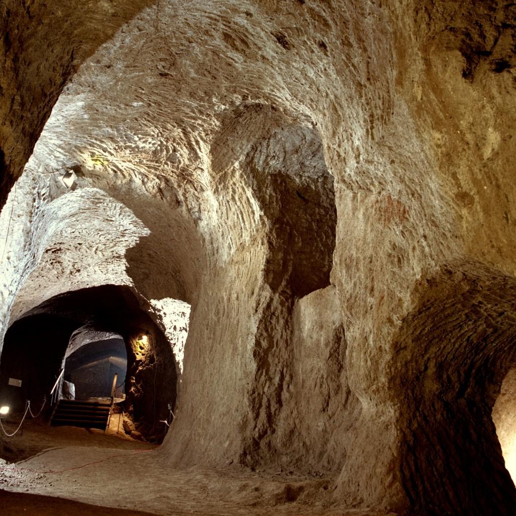 grotte di orvieto undreground