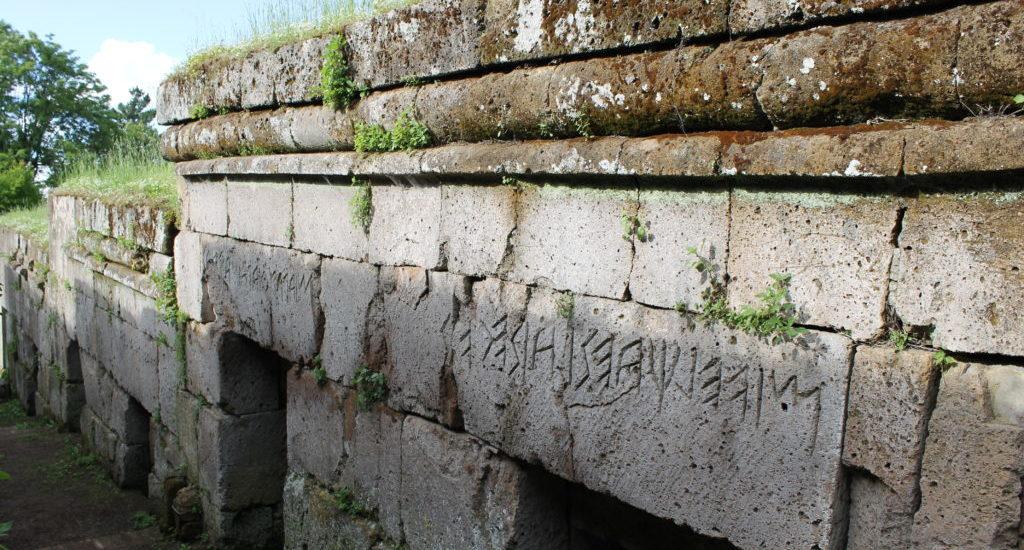 Tomba etrusca Orvieto