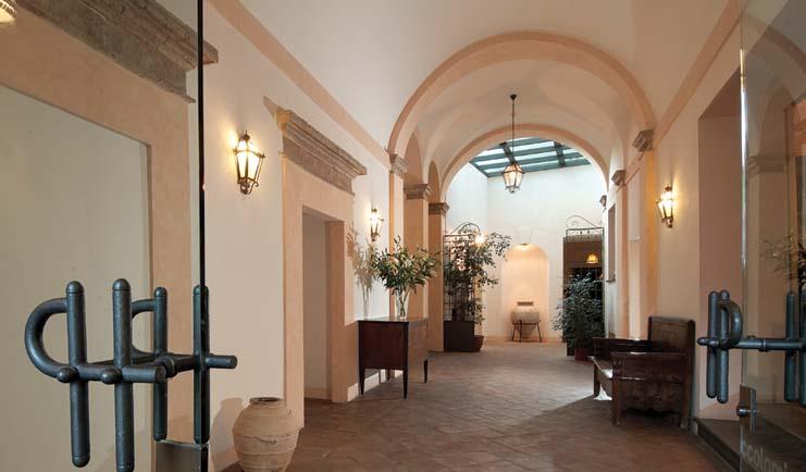 hotel palazzo piccolomini orvieto