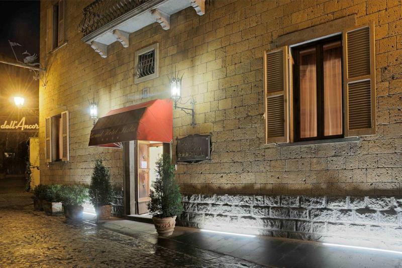 grandhotel italia orvieto