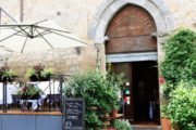 ristorante pozzo etrusco orvieto
