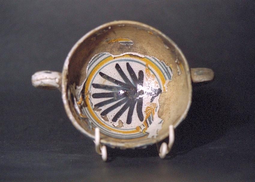 ceramica medievale orvietana