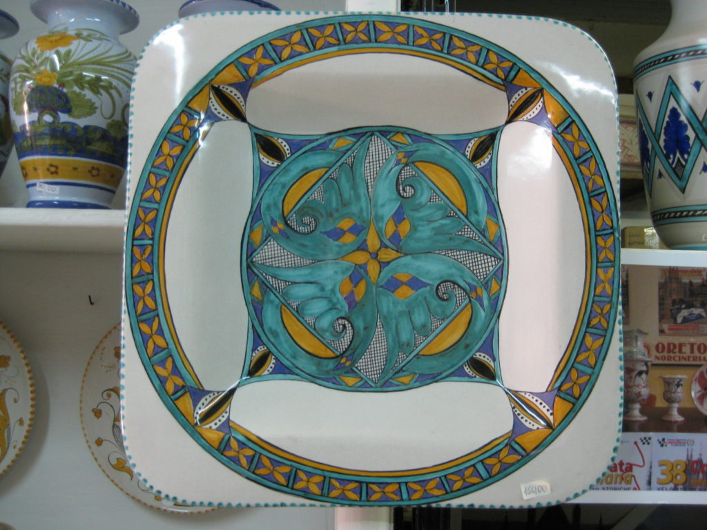 ceramiche fusari orvieto