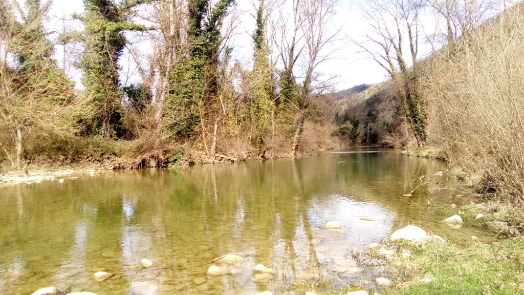 fiume chiani