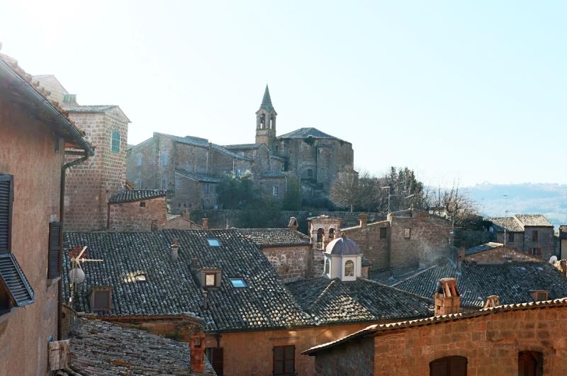 orvieto quartiere medievale